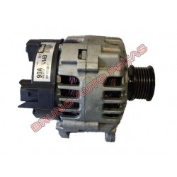 ALTERNADOR GOL / PARATI / FOX / GOLF / SAVEIRO / AUDI 90 AMP