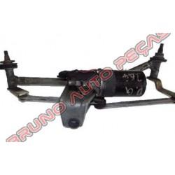 MOTOR LIMPADOR DIANTEIRO COMPLETO PEUGEOT 206 / 207